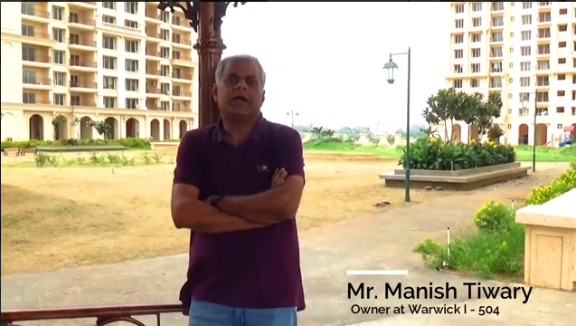 Manish shares the reasons behind his decision to invest in Hiranandani Parks, Oragadam